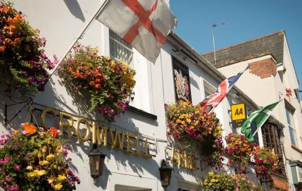 Cromwell Arms -Exterior 1