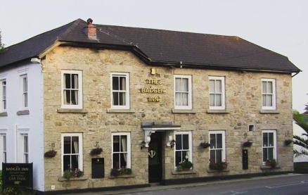 The Badger Inn (Lelant) -Exterior1