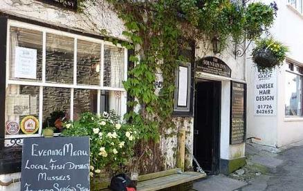 Fountain Inn (Mevagissey) -Exterior1