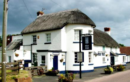 Blue Ball Inn (Exeter) -Exterior1
