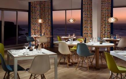 Wild Café @ Bedruthan Hotel -Interior 1