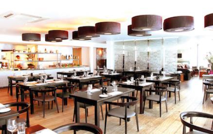 St Moritz Restaurant -Interior 1