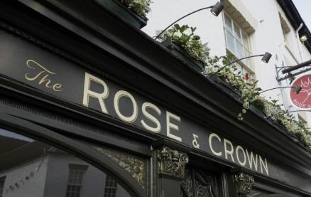 Rose & Crown -Exterior1