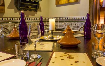 Café Mauresque -Interior 1