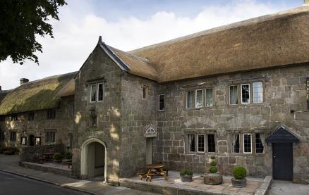 Three Crowns Inn (Chagford) -Interior 1