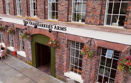 The Old Harkers Arms -Exterior1