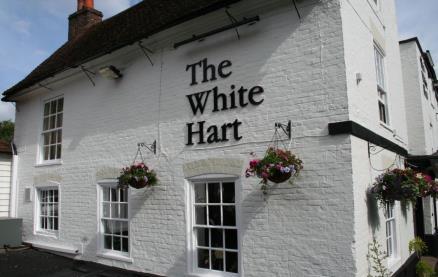 The White Hart (Sevenoaks) -Exterior1