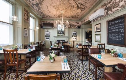 The Clarence (Whitehall) -Interior 1