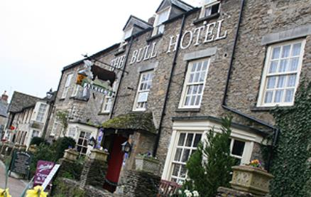 The Bull Hotel (Fairford) -Exterior1