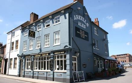 Cross Keys (Newbury) -Exterior1
