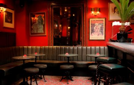 Boisdale of Belgravia -Interior 1
