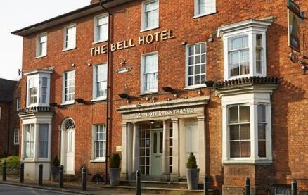 Bell Hotel & Inn (Woburn) -Exterior1