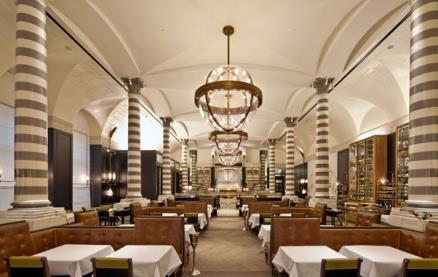 Massimo Restaurant & Bar -Interior 1
