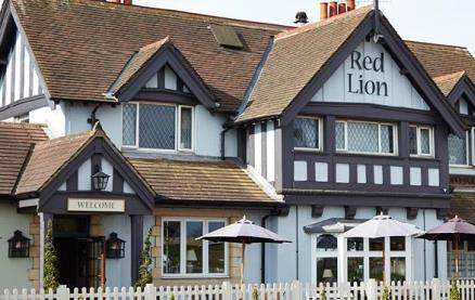 Red Lion (Todwick) -Exterior1
