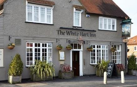 The White Hart Inn (Chalfont St Giles) -Exterior1