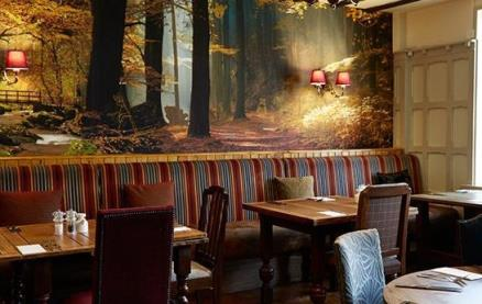 Chequers Inn (Maresfield) -Interior 1