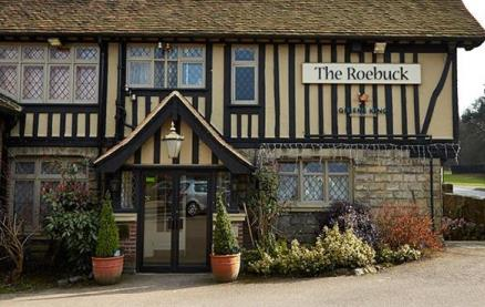 The Roebuck (Forest Row) -Exterior1