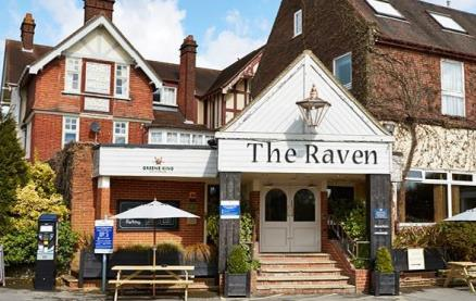 The Raven (Hook) -Exterior1
