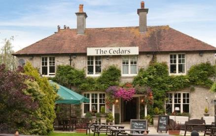 The Cedars (Barnstaple) -Exterior1