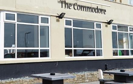 The Commodore (Southbourne) -Exterior1