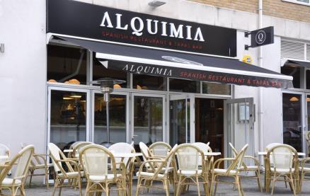Alquimia -Exterior