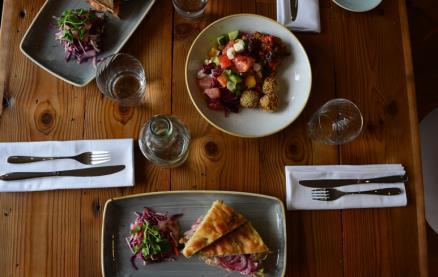 Atrium Kitchen -Food 1