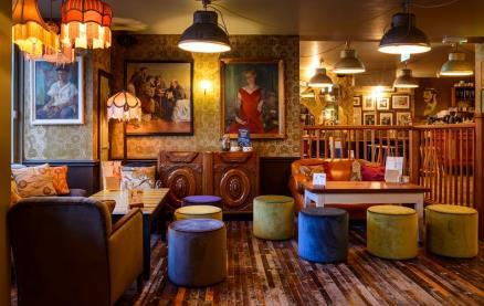 Cappello Lounge -Interior 1