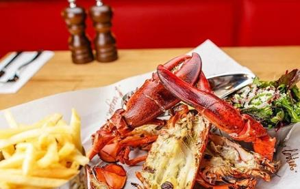 Burger & Lobster (West India Quay) -Food 1