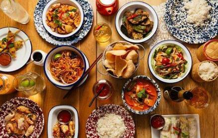 Rosa's Thai Café (Victoria) -Food 1