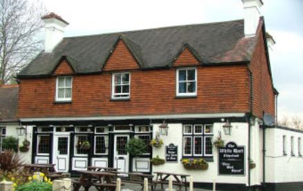 The White Hart (Chipstead) -Exterior1