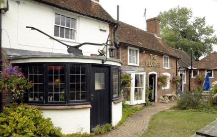 The Plough (Upper Dicker) -Outside