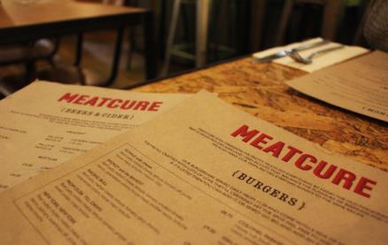Meatcure (Bedford) -Food 1
