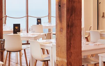 Hix Oyster & Fish House -Interior 1