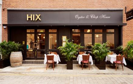 Hix Oyster & Chop House -Exterior 1