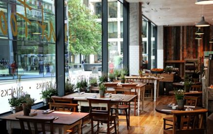 Natural Kitchen (Fetter Lane) -Exterior1