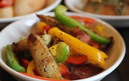 Pesto at Cabbage Hall -Food 1