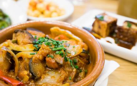 Tapas Revolution (Bluewater) -Food 1