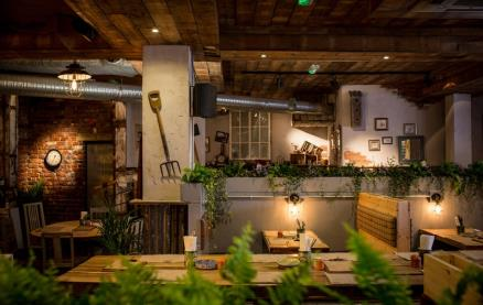 The Potting Shed -Interior 1