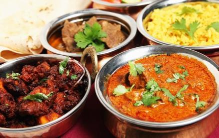 Sheesh Mahal -Food 1