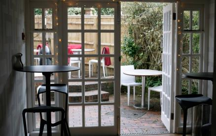 The Hungry Guest Café (Petworth) -Interior 2