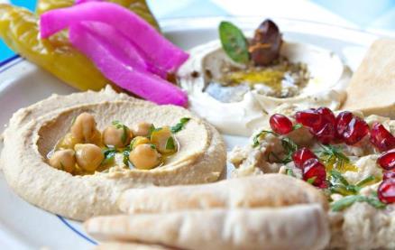 Comptoir Libanais (Exeter) -Food 1