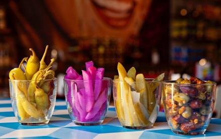 Comptoir Libanais (Haymarket) -Food 1