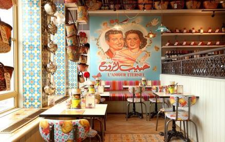 Comptoir Libanais (Oxford Street) -Interior 1