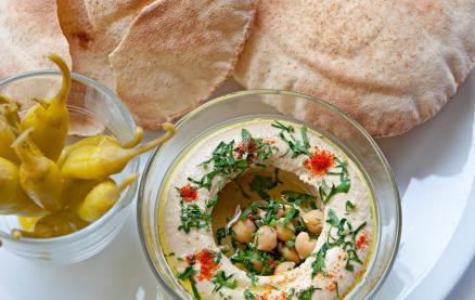 Comptoir Libanais (Poland Street) -Food 1