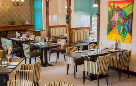 Keats Restaurant -Interior 1