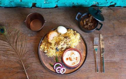 Calcutta Street (Fitzrovia) -Food 1