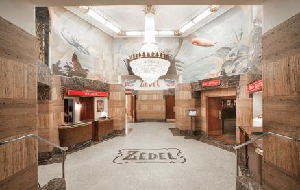 Brasserie Zédel -Interior 1