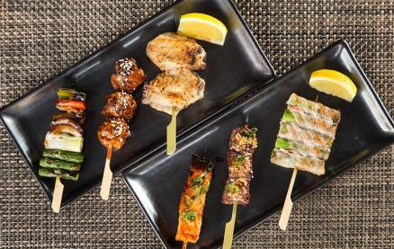Shikumen (Aldgate) -Food 1