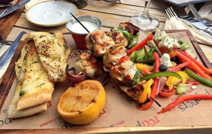 Red Peppers (Teddington) -Food 1