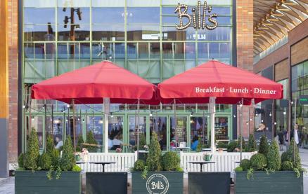 Bill's - Bracknell -Exterior